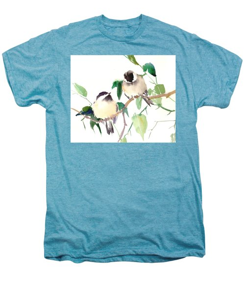 Chickadees Men's Premium T-Shirt