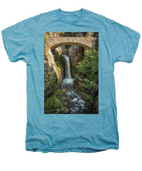 Christine Falls Men's Premium T-Shirt
