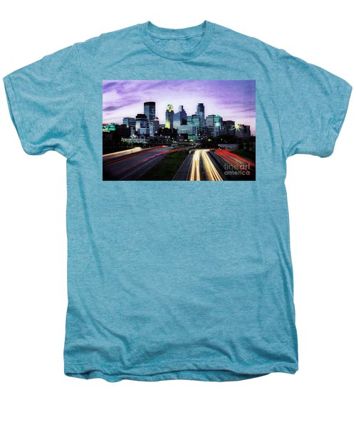 City Moves Men's Premium T-Shirt
