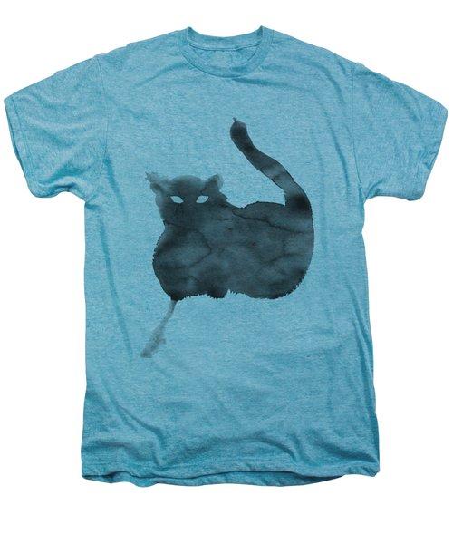 Cloudy Cat Men's Premium T-Shirt