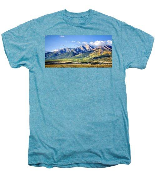 Collegiate Range Men's Premium T-Shirt