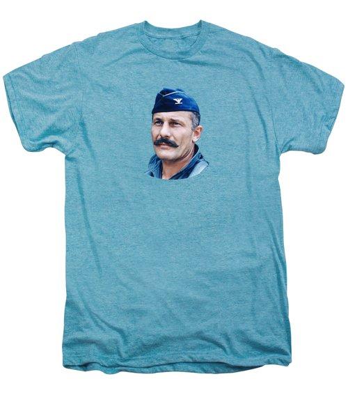 Colonel Robin Olds  Men's Premium T-Shirt