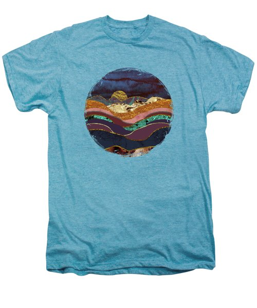 Color Fields Men's Premium T-Shirt by Katherine Smit