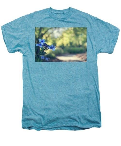 Color Me Blue Men's Premium T-Shirt