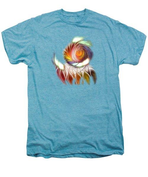 Colorful Promenade Men's Premium T-Shirt