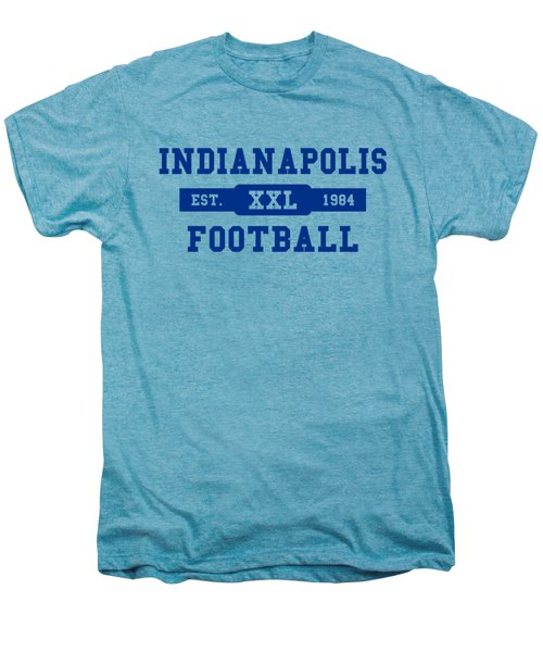 Colts Retro Shirt Men's Premium T-Shirt