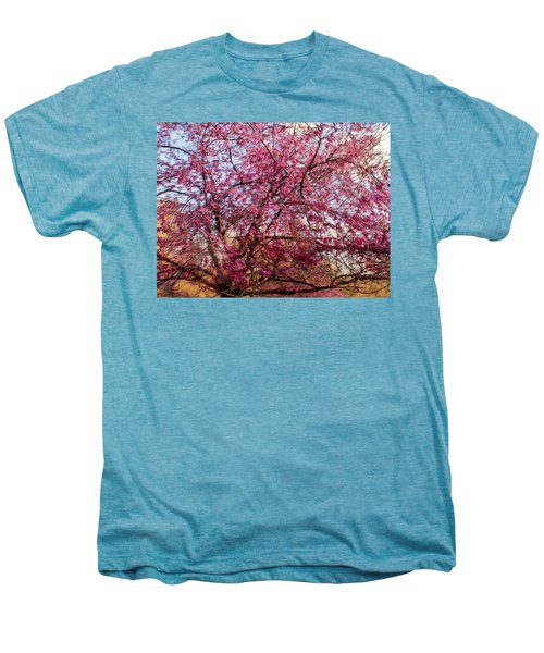 Columnar Sargent Cherry 1 Men's Premium T-Shirt