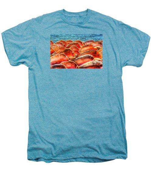 Conch Parade Men's Premium T-Shirt by Jeremy Lavender Photography