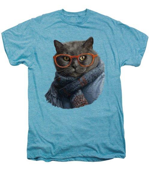Cool Cat Men's Premium T-Shirt