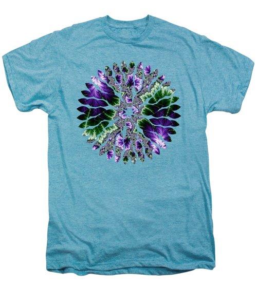 Cosmic Leaves Men's Premium T-Shirt
