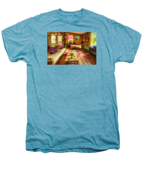 Country Cabin Men's Premium T-Shirt