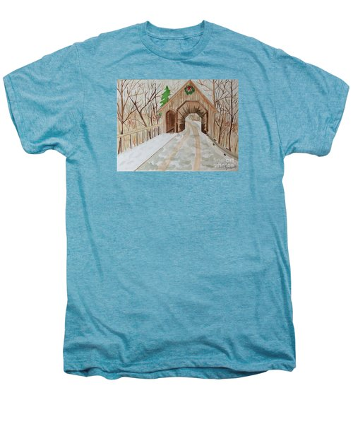 Covered Bridge Men's Premium T-Shirt