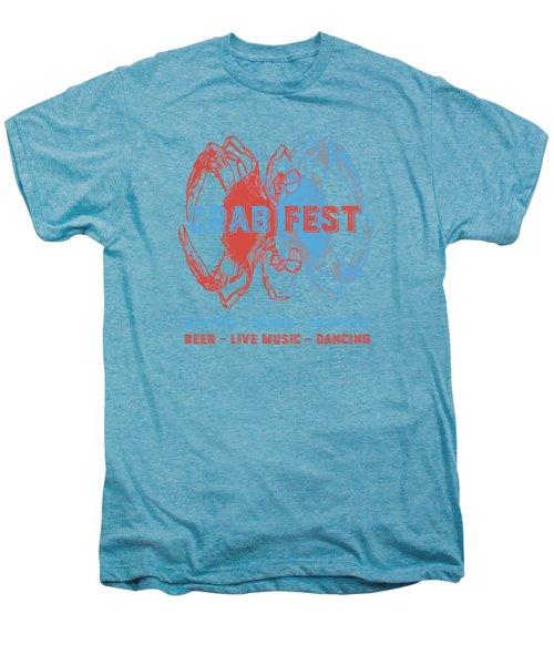 Crab Fest Tee Men's Premium T-Shirt