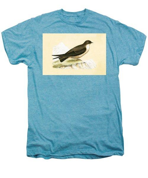 Crag Swallow Men's Premium T-Shirt by English School
