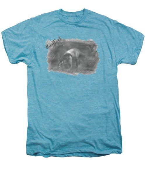Creeping Panther Men's Premium T-Shirt