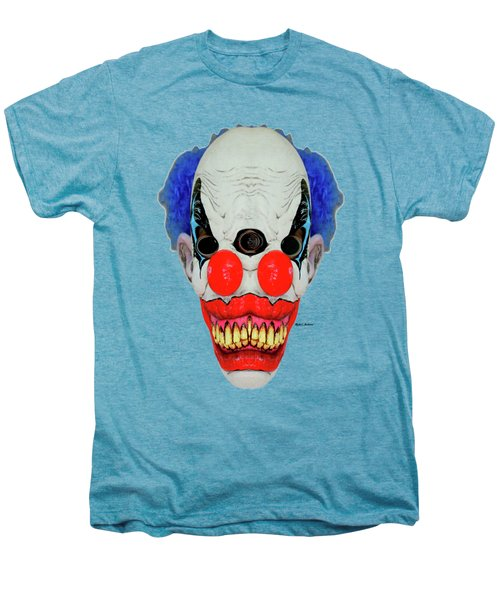 Creepy Clown Men's Premium T-Shirt