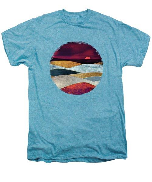 Crimson Sky Men's Premium T-Shirt