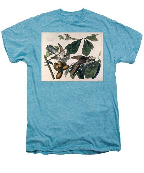 Cuckoo Men's Premium T-Shirt by John James Audubon
