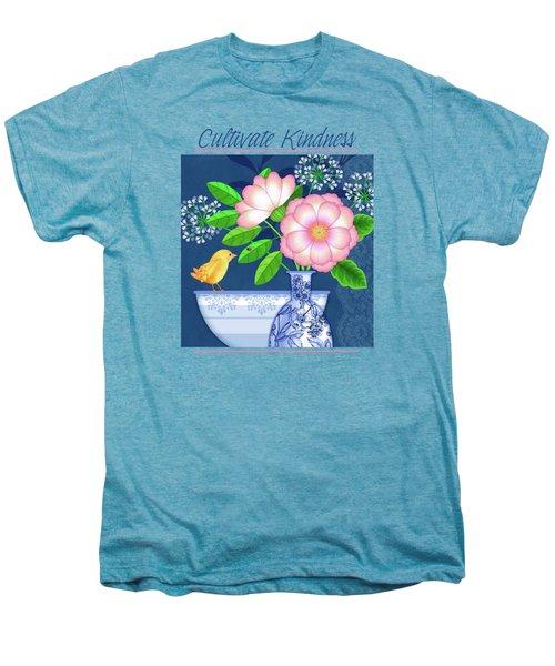 Cultivate Kindness Men's Premium T-Shirt