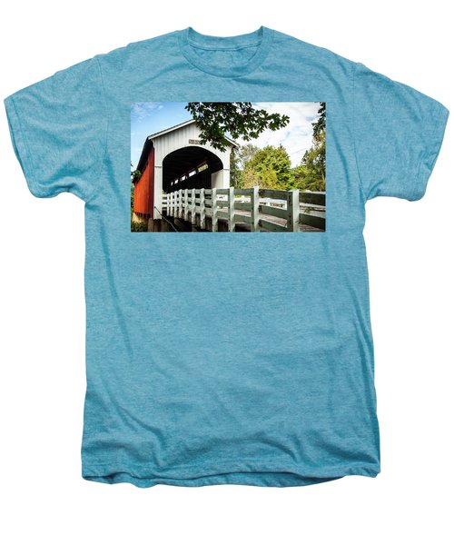 Currin Bridge Men's Premium T-Shirt
