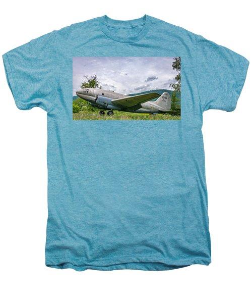 Curtiss C-46 Commando Men's Premium T-Shirt