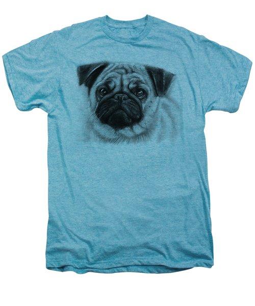 Cute Pug Men's Premium T-Shirt