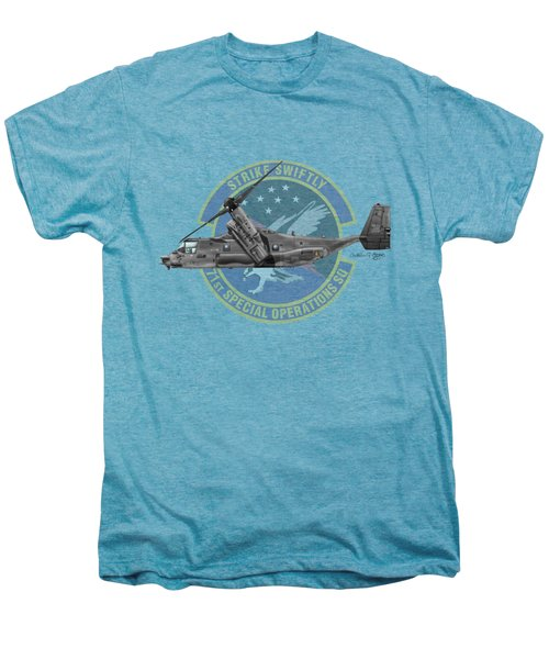 Cv-22b Osprey 71sos Men's Premium T-Shirt