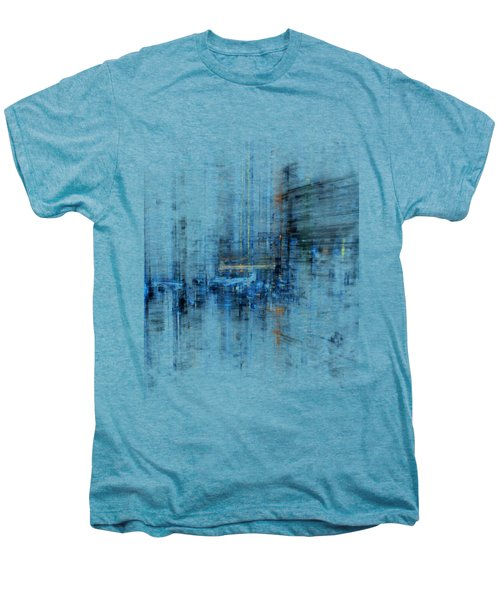 Cyber City Design Men's Premium T-Shirt by Martin Capek
