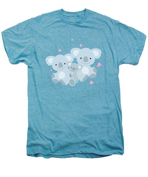 Dad A Daughter's First Love Men's Premium T-Shirt