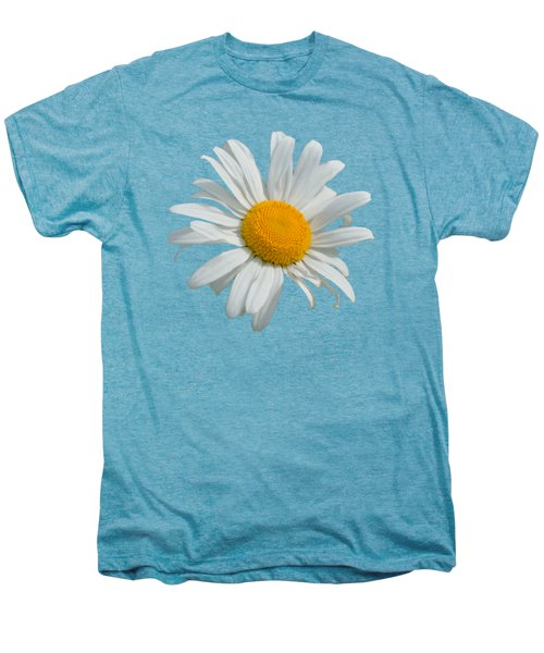 Daisy Men's Premium T-Shirt by Scott Carruthers