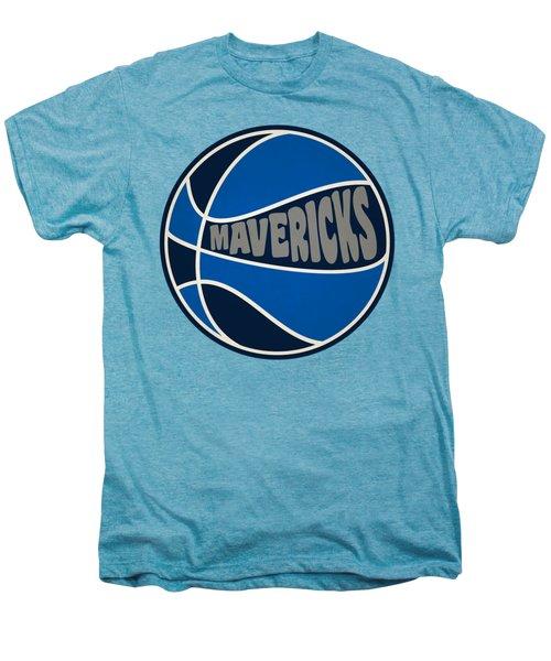 Dallas Mavericks Retro Shirt Men's Premium T-Shirt by Joe Hamilton