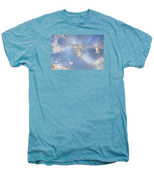 Dancing Clouds Men's Premium T-Shirt