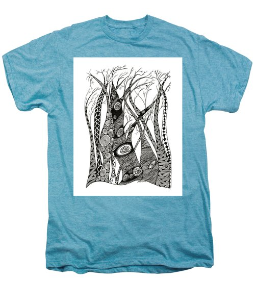 Dancing Trees Men's Premium T-Shirt
