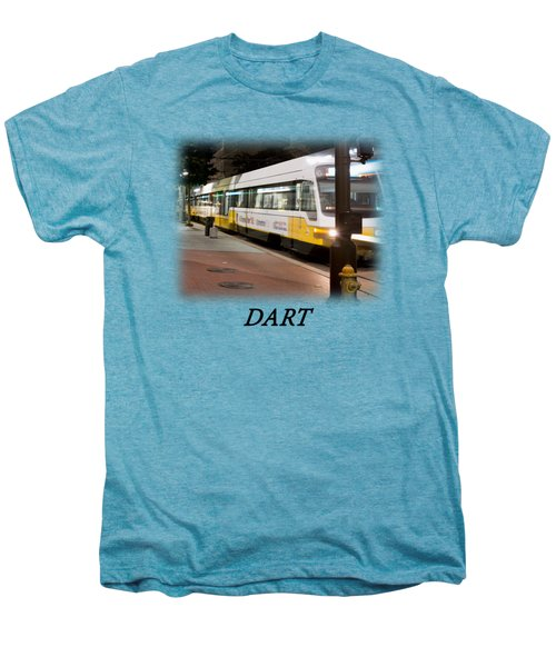 Dart V2 T-shirt Men's Premium T-Shirt by Rospotte Photography