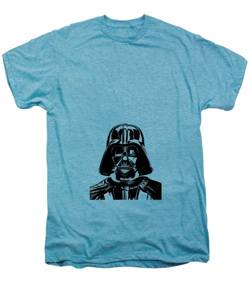 Darth Vader Painting Men's Premium T-Shirt