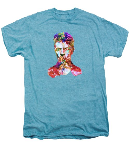 David Bowie  Men's Premium T-Shirt