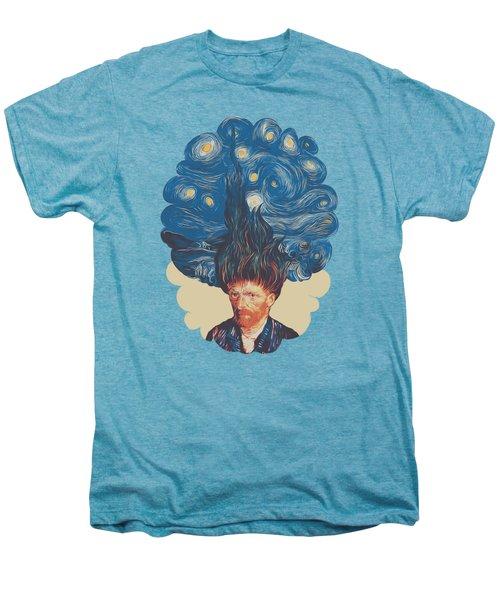 De Hairednacht Men's Premium T-Shirt by Mustafa Akgul