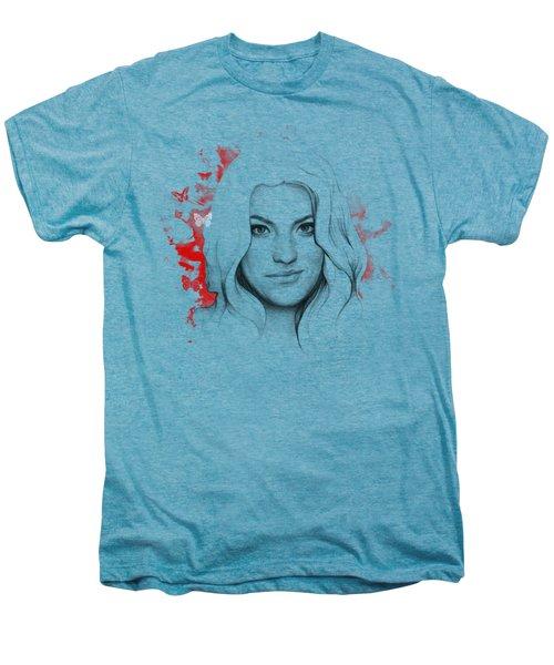 Debra Morgan - Dexter Men's Premium T-Shirt