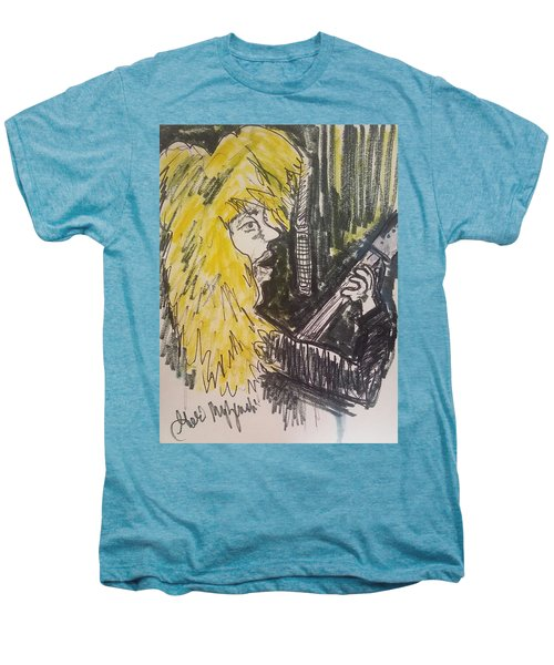 Def Leppard Love Bites Men's Premium T-Shirt by Geraldine Myszenski