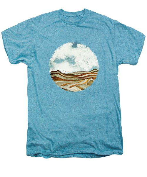 Desert Calm Men's Premium T-Shirt by Spacefrog Designs