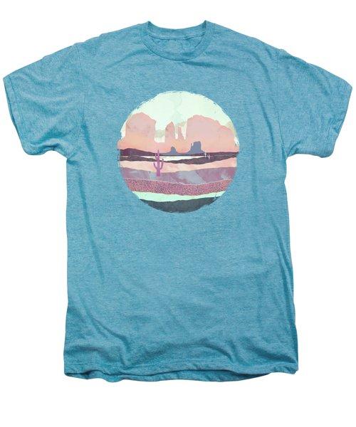 Desert Dusk Light Men's Premium T-Shirt