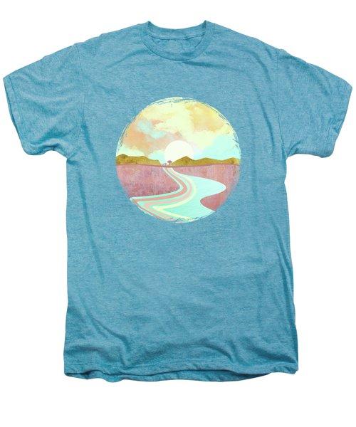 Desert Dusk Men's Premium T-Shirt