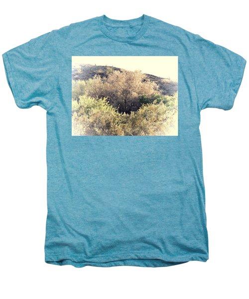 Desert Ironwood Afternoon Men's Premium T-Shirt