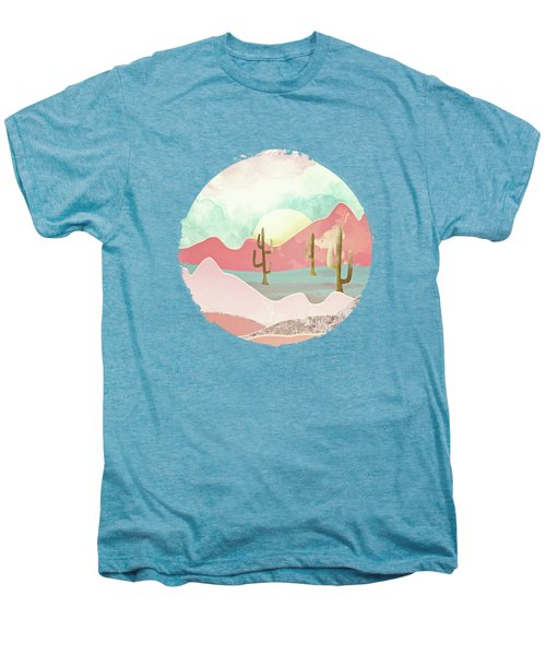 Desert Mountains Men's Premium T-Shirt