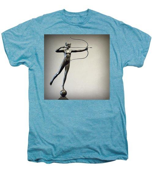 Diana Of The Tower Men's Premium T-Shirt