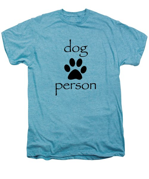 Dog Person Men's Premium T-Shirt