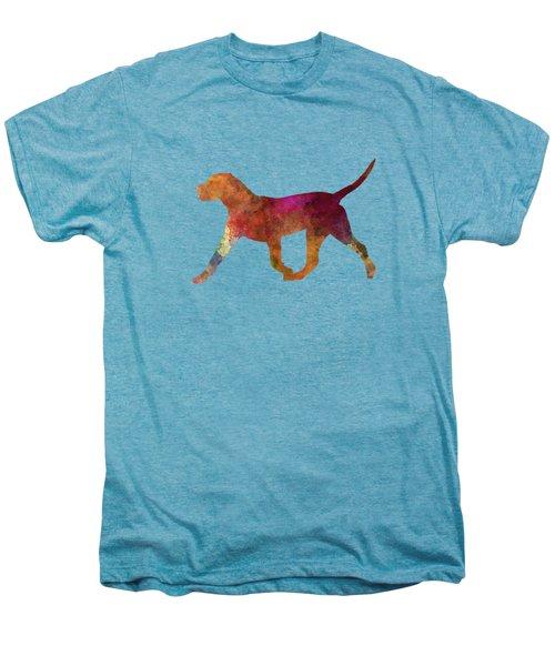 Dogo Canario In Watercolor Men's Premium T-Shirt
