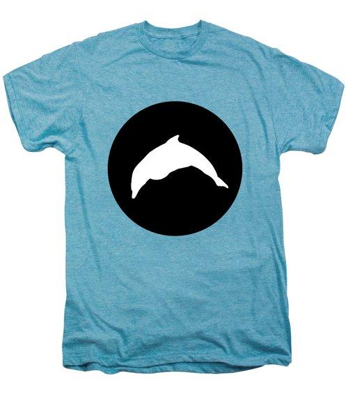 Dolphin Men's Premium T-Shirt by Mordax Furittus