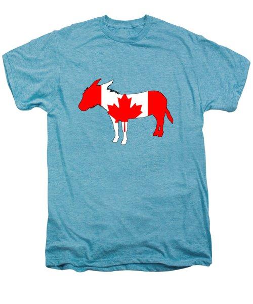 Donkey Canada Men's Premium T-Shirt by Mordax Furittus
