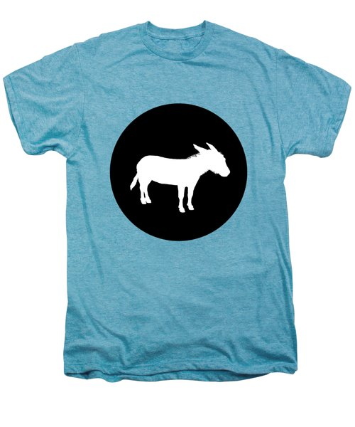 Donkey Men's Premium T-Shirt by Mordax Furittus